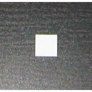 White Polymer Inlay - 3/8 inch square for Brunswick Jefferson pool table